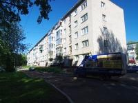 Нижнекамск, улица Тихая Аллея, дом 5. многоквартирный дом