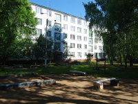 Нижнекамск, улица Тихая Аллея, дом 8. многоквартирный дом