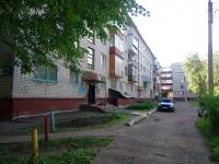 Нижнекамск, улица Тихая Аллея, дом 11. многоквартирный дом