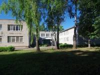 Нижнекамск, улица Тихая Аллея, дом 11А. санаторий