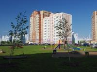 Нижнекамск, улица Сююмбике, дом 11. многоквартирный дом