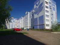 Нижнекамск, улица Сююмбике, дом 14. многоквартирный дом