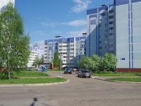 Нижнекамск, улица Сююмбике, дом 20. многоквартирный дом