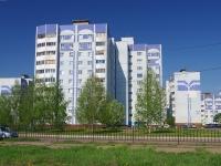 Нижнекамск, улица Сююмбике, дом 22. многоквартирный дом