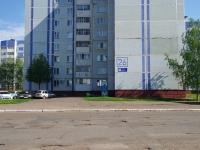 Нижнекамск, улица Сююмбике, дом 26. многоквартирный дом