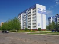 Нижнекамск, улица Сююмбике, дом 28. многоквартирный дом