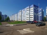 Нижнекамск, улица Сююмбике, дом 30. многоквартирный дом