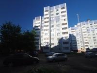 Нижнекамск, улица Сююмбике, дом 34. многоквартирный дом