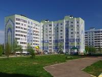 Нижнекамск, улица Чишмале, дом 2. многоквартирный дом