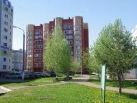 Нижнекамск, улица Чишмале, дом 3. многоквартирный дом