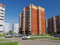 Нижнекамск, улица Чишмале, дом 4Б. многоквартирный дом