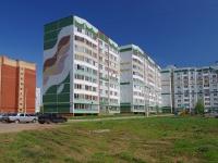 Нижнекамск, улица Чишмале, дом 6. многоквартирный дом