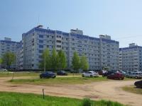 Нижнекамск, улица Чишмале, дом 7. многоквартирный дом