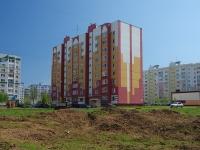 Нижнекамск, улица Чишмале, дом 8. многоквартирный дом