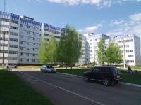 Нижнекамск, улица Чишмале, дом 9. многоквартирный дом