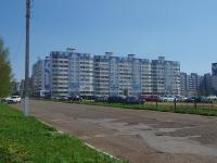 Нижнекамск, улица Чишмале, дом 11. многоквартирный дом