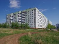 Нижнекамск, улица Чишмале, дом 19. многоквартирный дом