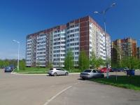 Нижнекамск, улица Ямьле, дом 2. многоквартирный дом