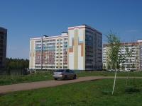 Нижнекамск, улица Ямьле, дом 4. многоквартирный дом