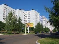 Нижнекамск, улица Чулман, дом 2. многоквартирный дом