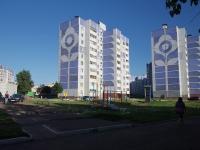 Нижнекамск, улица Чулман, дом 3. общежитие ОАО Нижнекамскнефтехим