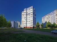 Нижнекамск, улица Чулман, дом 7. общежитие ОАО Нижнекамскнефтехим