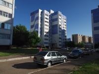 Нижнекамск, улица Чулман, дом 8. многоквартирный дом