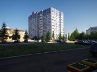 Нижнекамск, улица Чулман, дом 11. многоквартирный дом