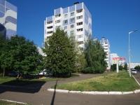 Нижнекамск, улица Чулман, дом 12. многоквартирный дом