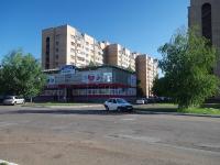 Нижнекамск, улица Чулман, дом 15. общежитие ОАО Нижнекамскнефтехим
