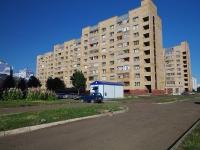Нижнекамск, улица Чулман, дом 17. общежитие ОАО Нижнекамскнефтехим