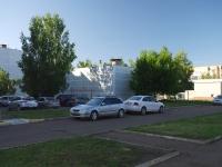 Нижнекамск, улица Чулман. хозяйственный корпус