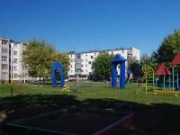 Нижнекамск, Строителей проспект, дом 1А. многоквартирный дом