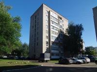 Нижнекамск, Строителей проспект, дом 3. многоквартирный дом