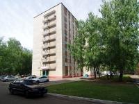 Нижнекамск, улица 30 лет Победы, дом 4. общежитие ОАО Нижнекамскнефтехим