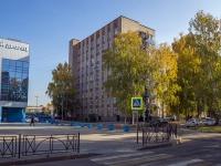 Нижнекамск, улица 30 лет Победы, дом 6. общежитие ООО СБО Шинник