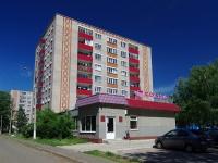 Нижнекамск, улица 30 лет Победы, дом 7. общежитие ООО СБО Шинник