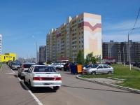 Нижнекамск, улица 30 лет Победы, дом 17. многоквартирный дом