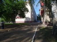 соседний дом: ул. Студенческая, дом 35. общежитие