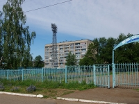 Нижнекамск, улица Студенческая, дом 5А. общежитие ОАО Нижнекамскнефтехим