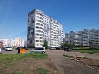 Нижнекамск, улица Студенческая, дом 10Б. многоквартирный дом