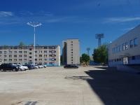 Нижнекамск, улица Студенческая, дом 11А. общежитие ОАО Нижнекамскнефтехим