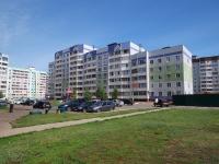 Нижнекамск, улица Студенческая, дом 12. многоквартирный дом