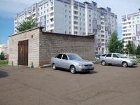 Нижнекамск, улица Студенческая. хозяйственный корпус