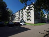 Нижнекамск, улица Юности, дом 9А. многоквартирный дом