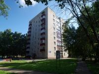 Нижнекамск, улица Юности, дом 9В. многоквартирный дом