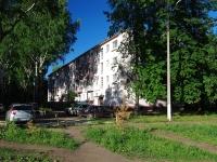 Нижнекамск, улица Юности, дом 3Б. многоквартирный дом