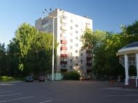 Нижнекамск, улица Юности, дом 6. многоквартирный дом
