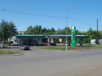 Нижнекамск, улица Ахтубинская, дом 11И. автозаправочная станция