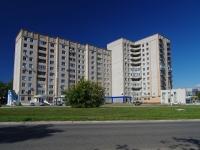 Нижнекамск, улица Корабельная, дом 1. многоквартирный дом